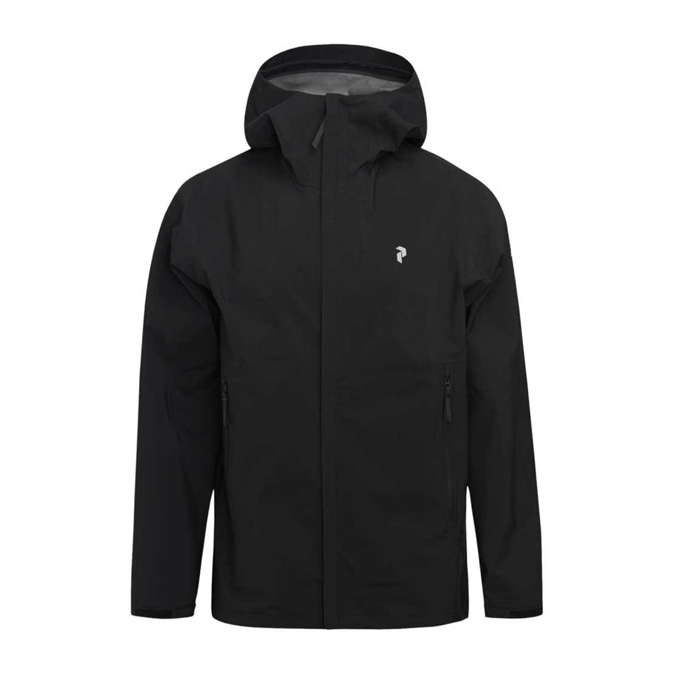 Peak Performance Daybreaker Tech Jacket - Black