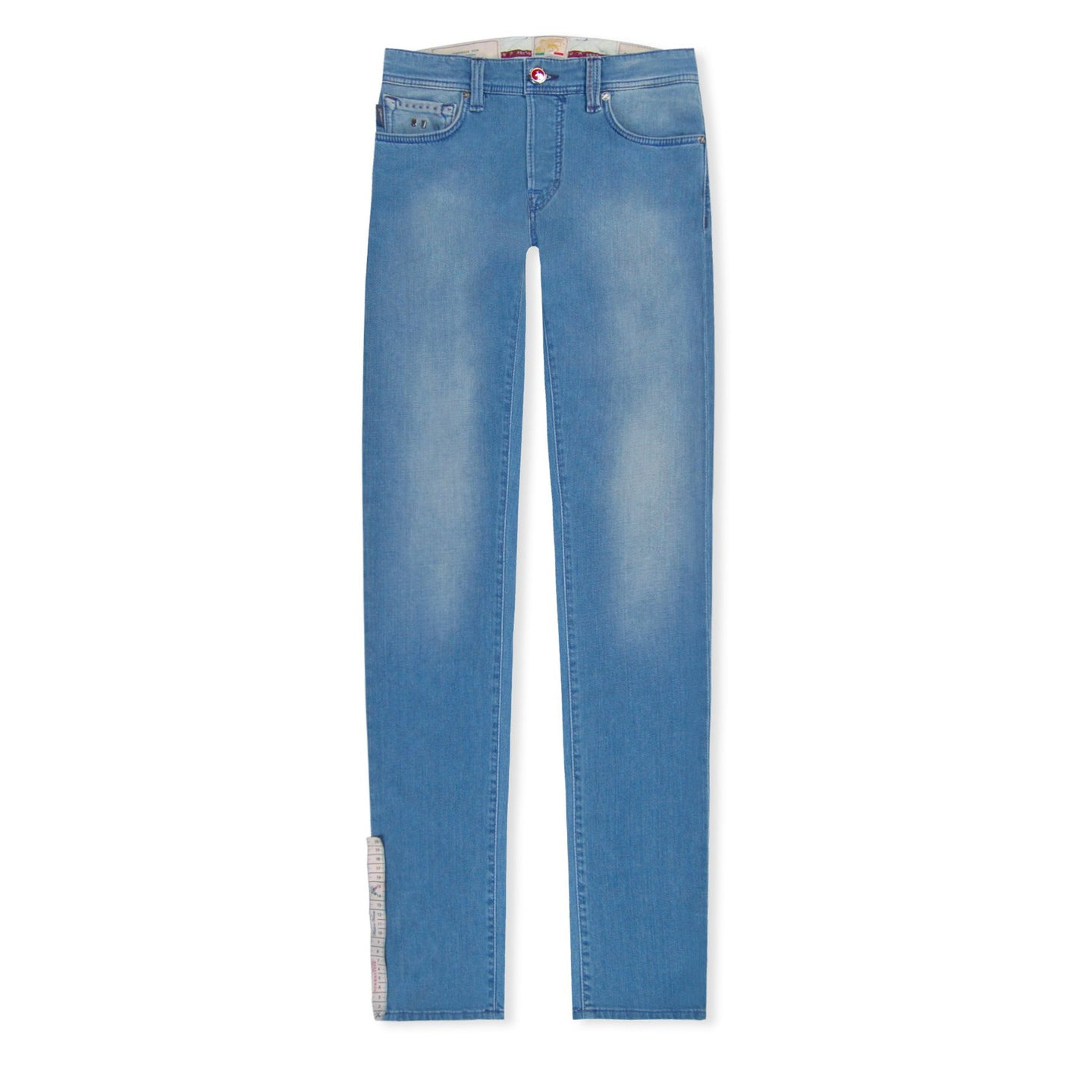 Light Blue Tramarossa Leonardo 2 Year Slim Jeans