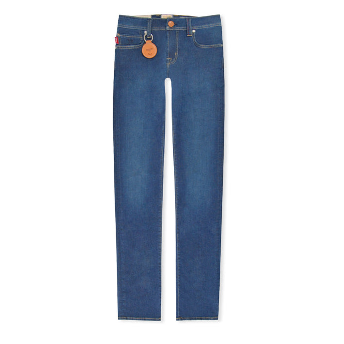 Blue Tramarossa 24.7 Super Slim Jeans.
