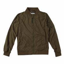 Khaki Untitled Atelier Bomber Jacket
