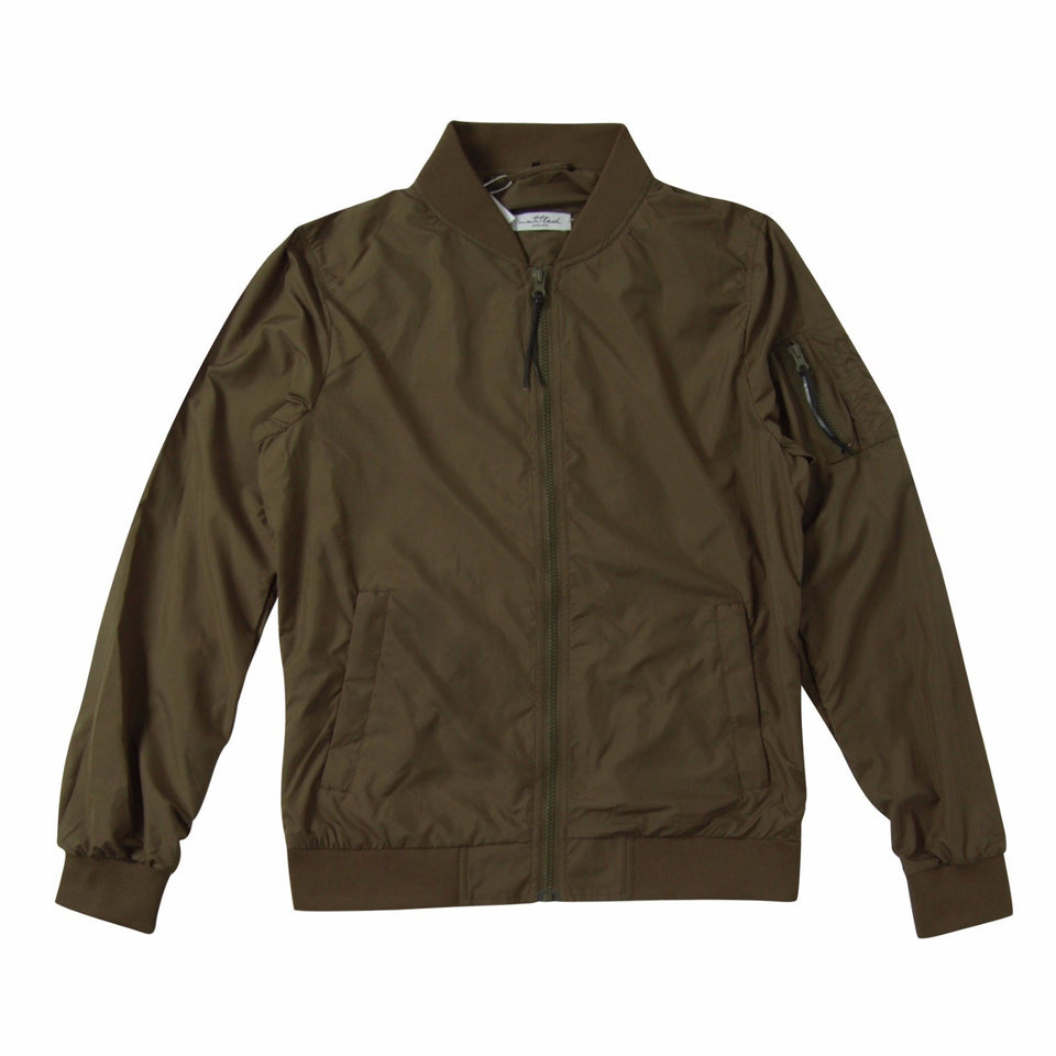Untitled Atelier Bomber Jacket - Khaki