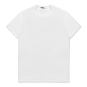 Dsquared2 Basic Back Logo T-Shirt - White