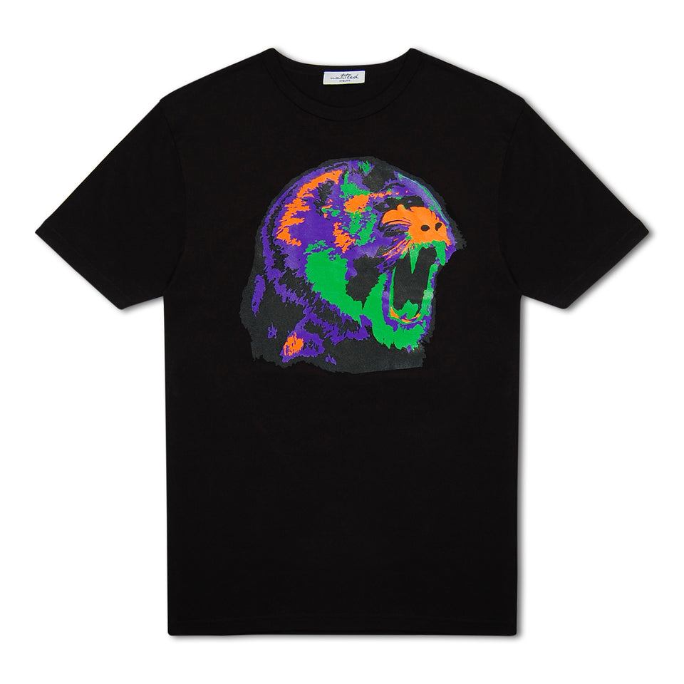 Untitled Atelier Baboon T-Shirt - Black