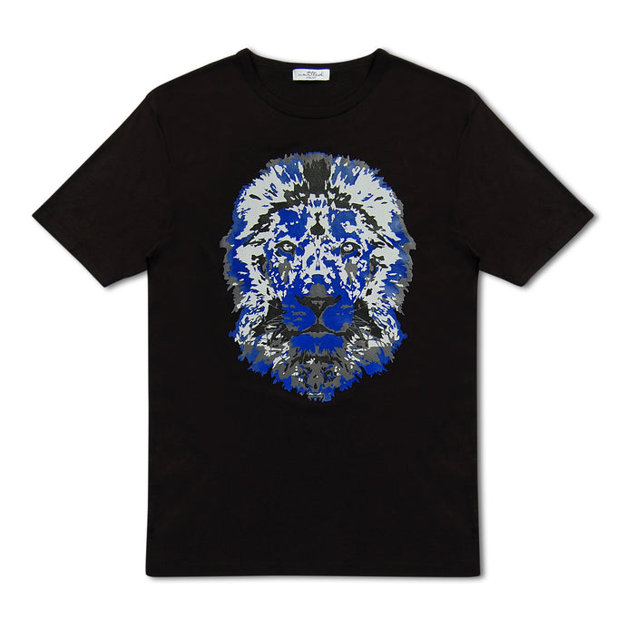 Untitled Atelier Lion T-Shirt - Multi Black