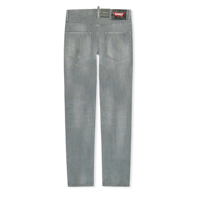 Grey Dsquared2 Cool Guy Jeans