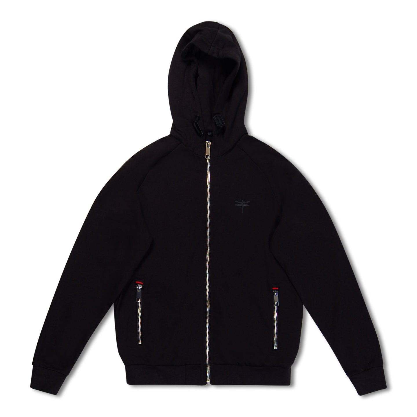 Black Antony Morato Hooded Jacket