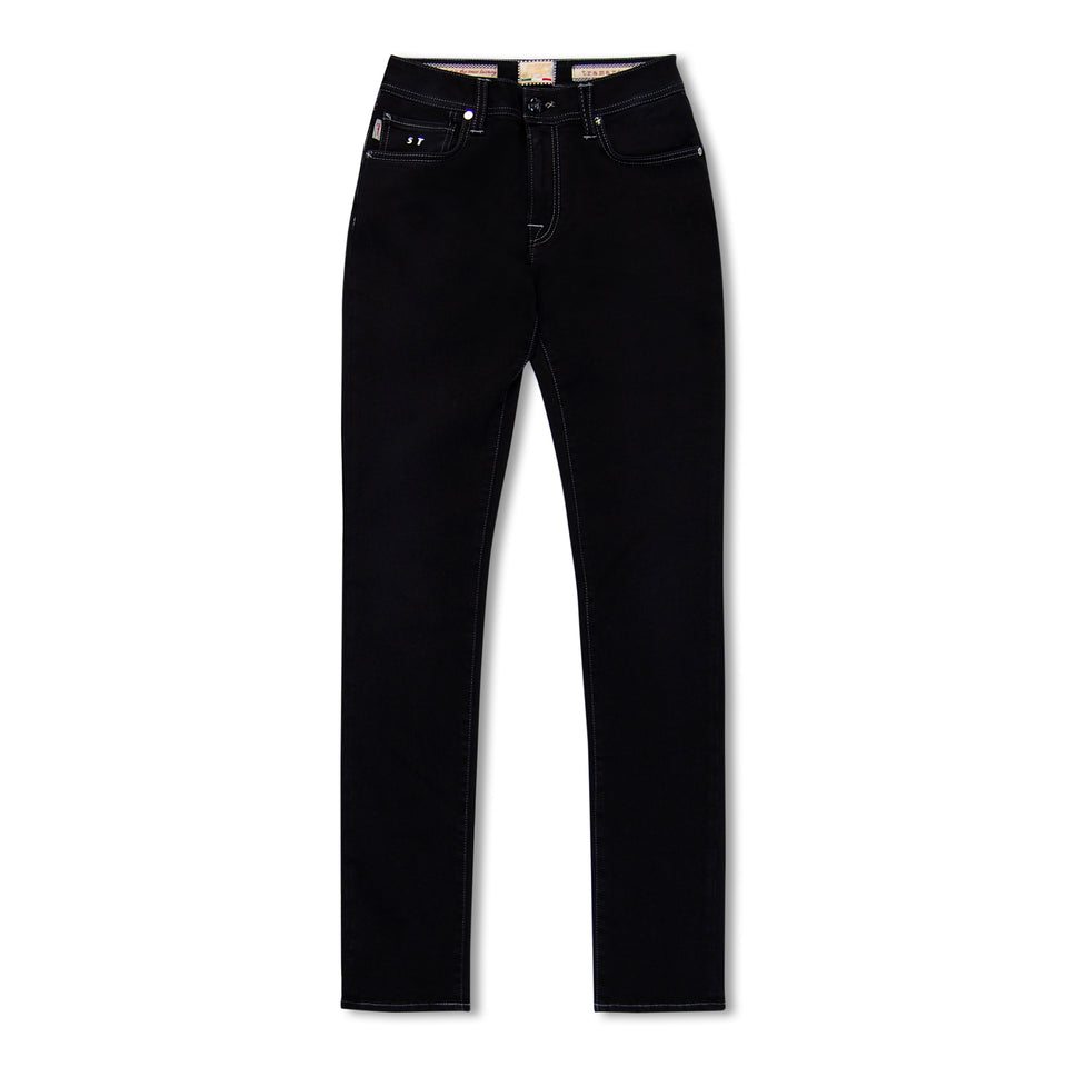 Tramarossa 24/7 D411 Super Slim Jeans - Washed Black