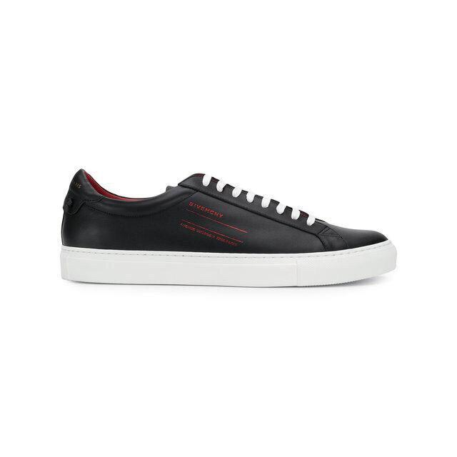 Black Givenchy Urban Street Trainers