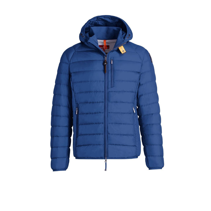 Navy Peony Parajumpers Last Minute Man Bubble Coat