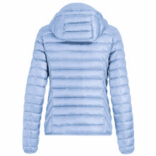 WMN Sterling Blue Parajumpers Rosalyn Sheen Bubble Jacket