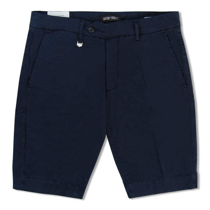 Navy Antony Morato Slim Shorts