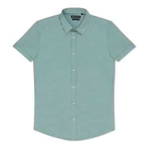 Aqua Green Antony Morato Super Slim SS Shirt
