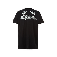 Black Givenchy Bull Printed T-Shirt