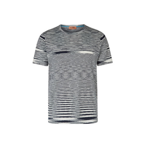 Black/White Missoni Knitted T-Shirt