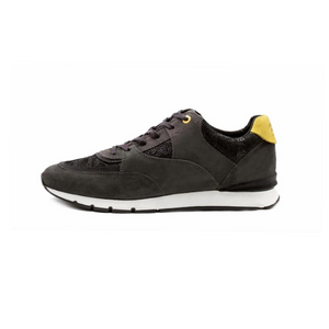 Graphite Android Homme Python Belter Runners