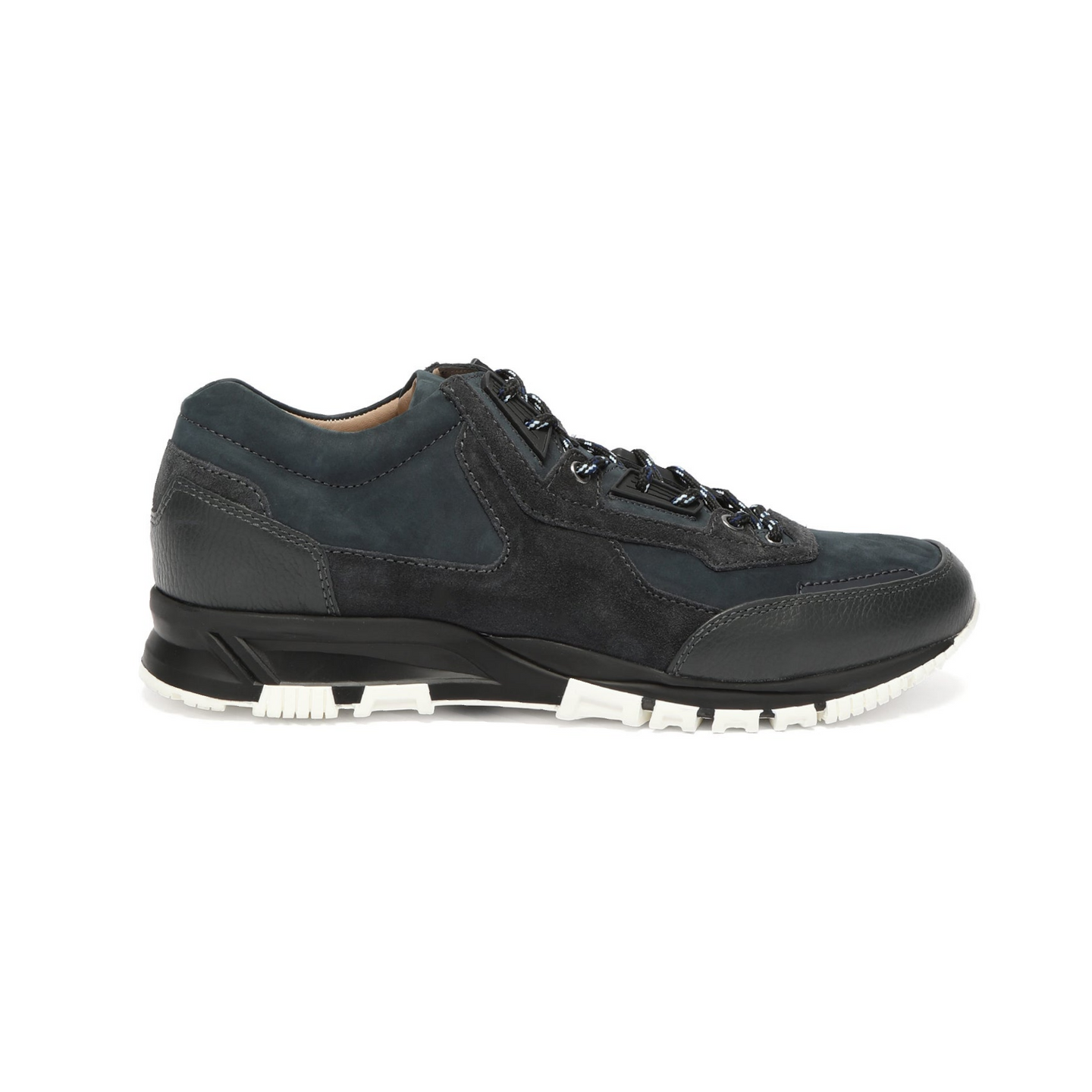 Navy/Black Lanvin Cross Runners
