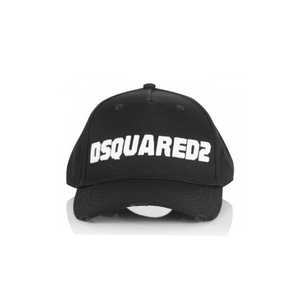 Dsquared2 Logo Cap - Black