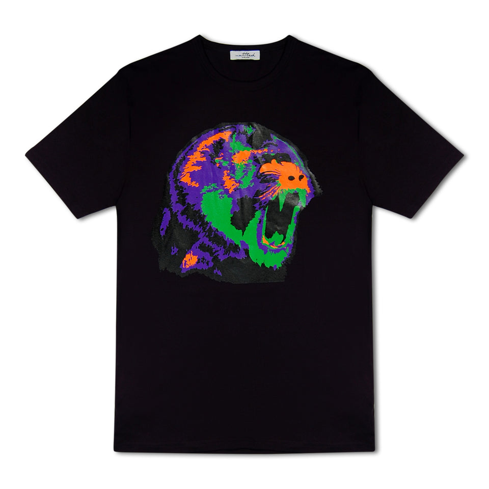 Untitled Atelier Baboon T-Shirt - Navy