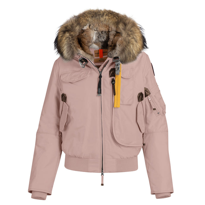 Woman's Powder Pink Gobi Jacket