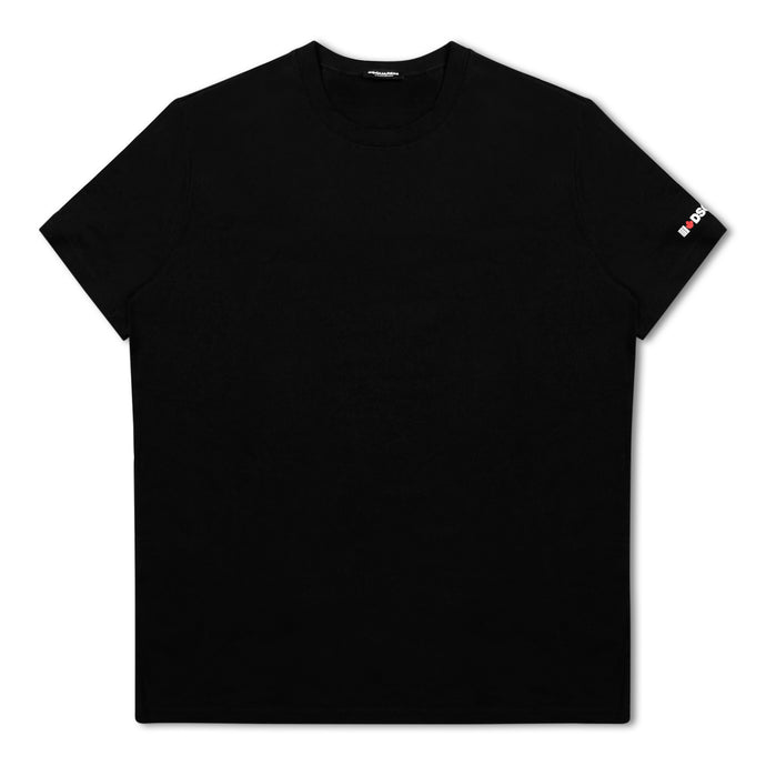 Dsquared Round Neck T-shirt - Navy