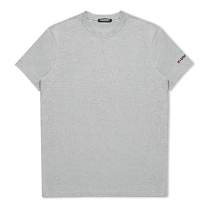 Dsquared Round Neck T-shirt - Grey