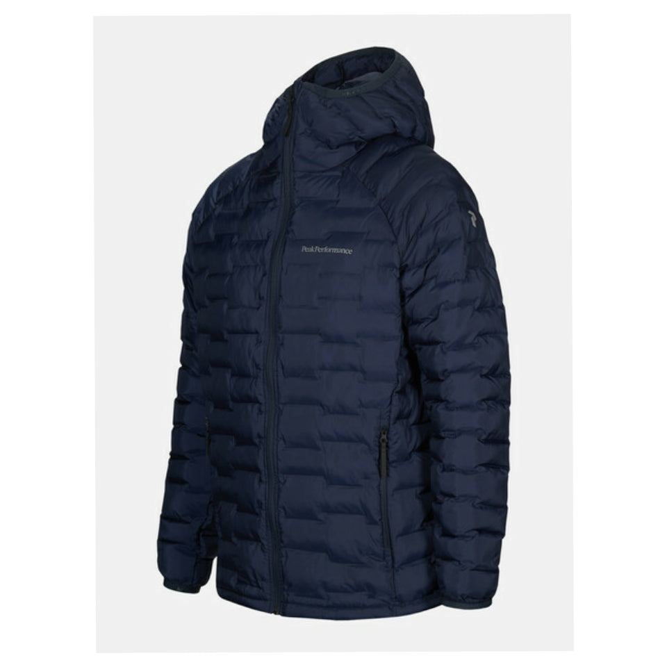 Peak Performance Argon Light Bubble Jacket - Blue Shadow