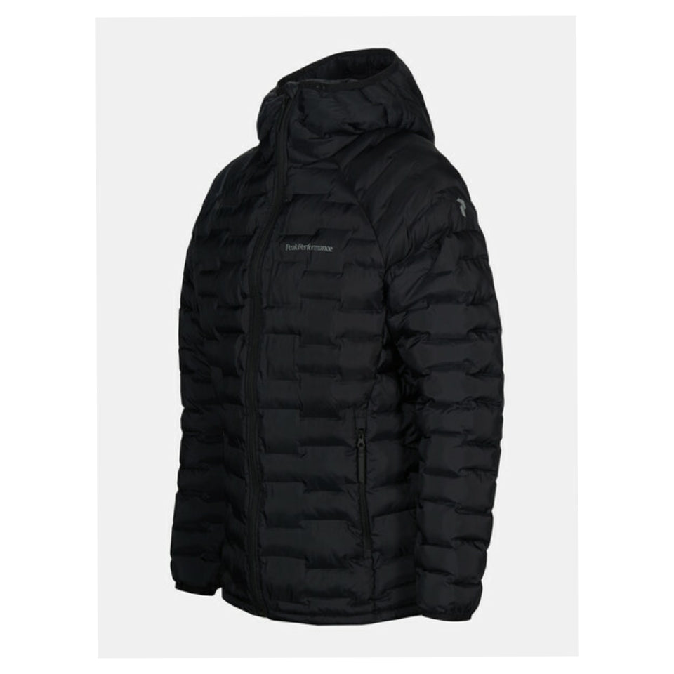 Peak Performance Argon Light Bubble Jacket - Black