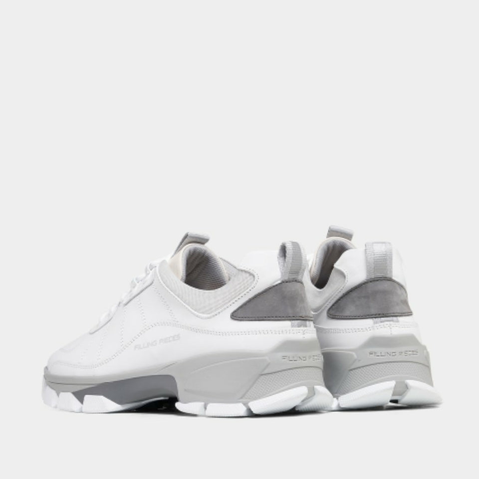 Filling Pieces Lux Radar Kite Runners - White/Grey