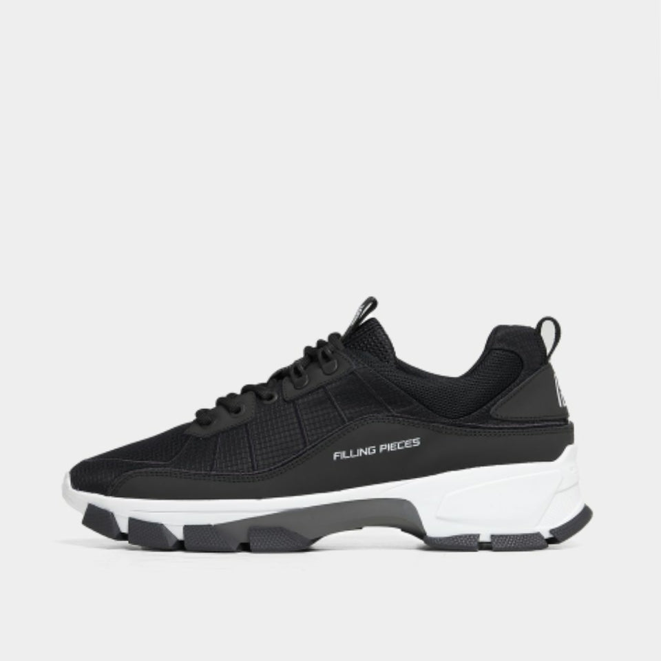 Filling Pieces Lux Radar Kite Runners - Black/White