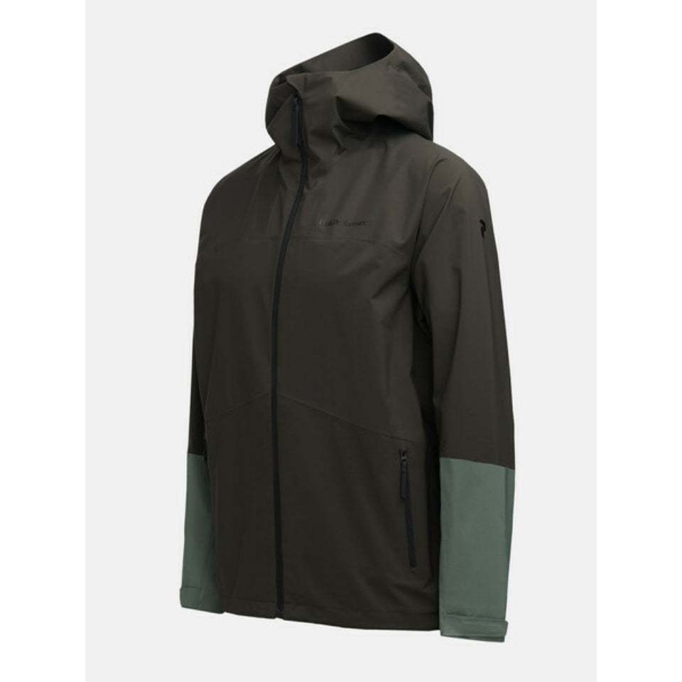 Peak Performance Nightbreak Jacket - Coniferous Green