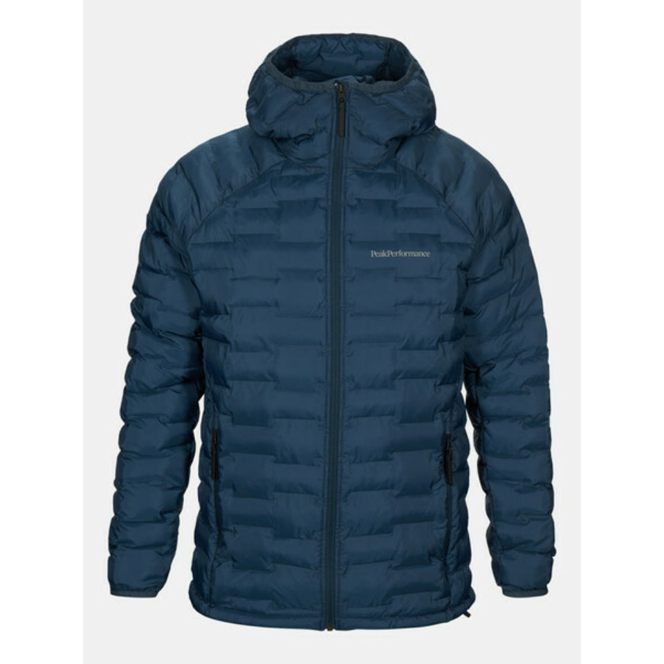 Peak Performance Argon Light Bubble Jacket - Blue Steel
