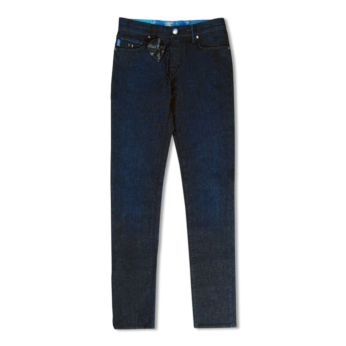 Dark Denim Tramarossa Light Collection Jeans