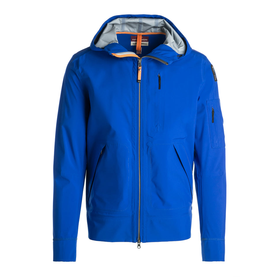 Men's Parajumper Yakumo Tech Jacket - Blue