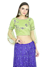 Load image into Gallery viewer, INDIGO LEHENGA - Chahat