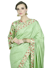 Load image into Gallery viewer, PISTACHIO SAREE - Chahat