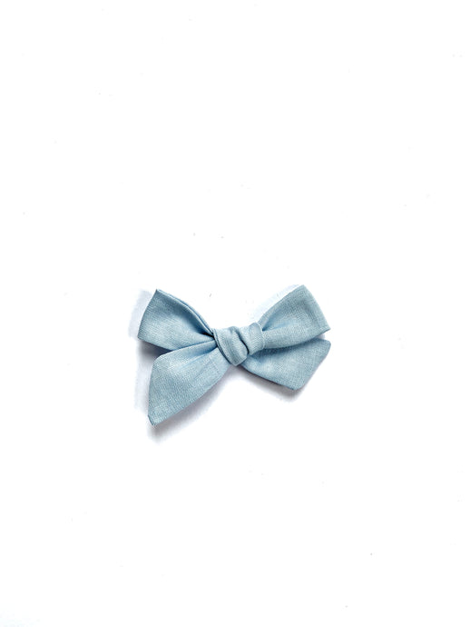 Mini Knot // Sky Blue - Knots and Dots