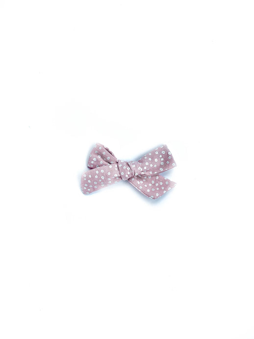 Mini Knot // Pink Dot - Knots and Dots