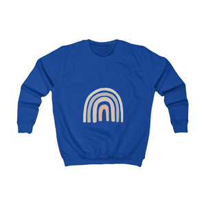 Kids Neutral Rainbow Sweatshirt