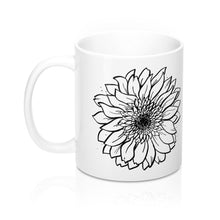 Load image into Gallery viewer, Sunflower Mug