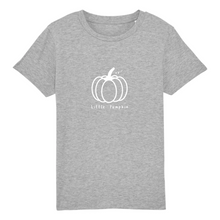 Load image into Gallery viewer, Organic Kids Pumpkin Tee (white)