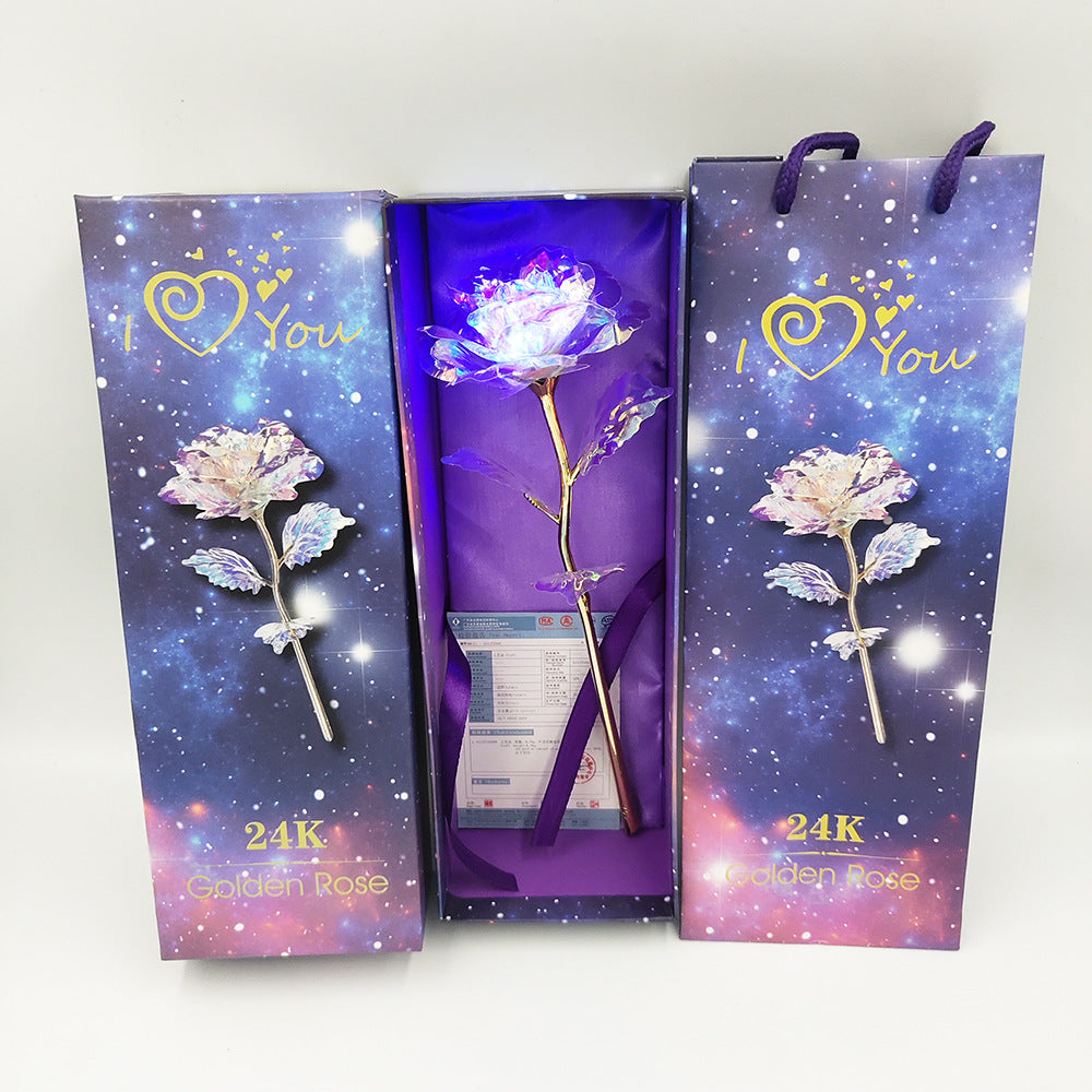 🔥Last Day Promotion---Galaxy Rose For Your Lovers