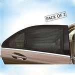 50% Discount Today--2Pcs Car Window Sunshade Curtain