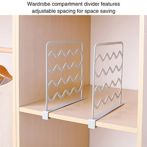 Magic Hangers Closet Space Saving ( Metal )