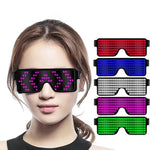 45% OFF! LED Light Glasses-[8 modes]