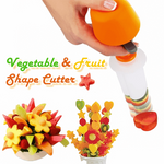 50% OFF--Vegetable & Fruit Shape Pop Cutter