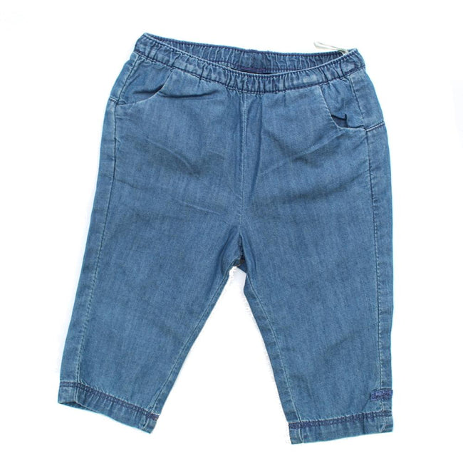 Baby Girl Kitty Bum Jeans (6M)