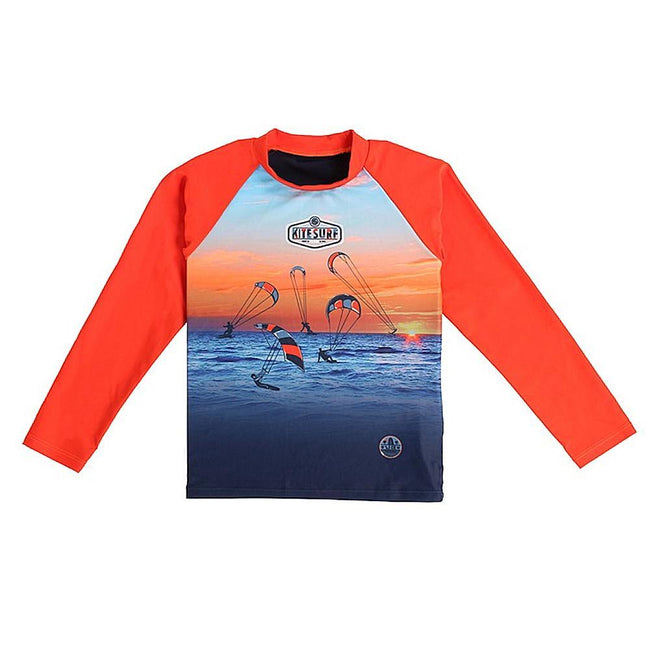 NANO Little Boy Long Sleeve Rashguard