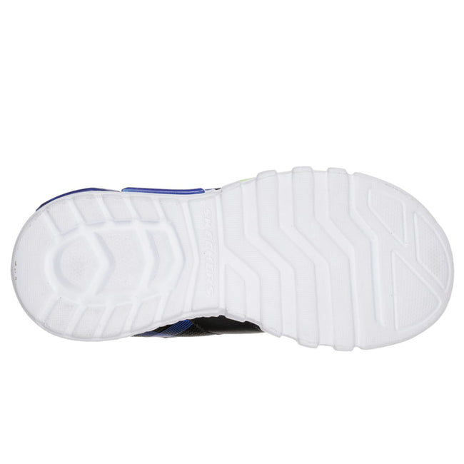 SKECHERS Boy S Lights: Flex-Glow - Parrox Runners