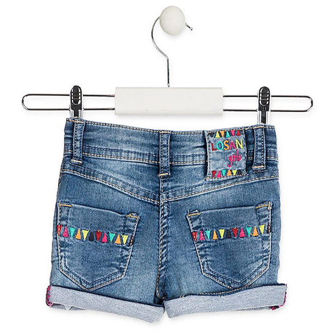 Losan Preschool Toddler Denim Shorts
