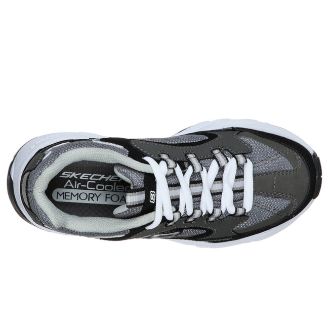 Skechers Boys Cutback Trainer